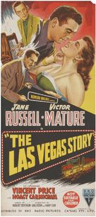 The Las Vegas Story - Australian Movie Poster (xs thumbnail)