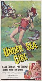 Undersea Girl - Movie Poster (xs thumbnail)