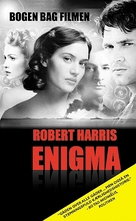 Enigma - German VHS cover (xs thumbnail)
