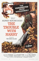 The Trouble with Harry - Movie Poster (xs thumbnail)