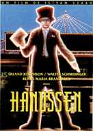 Hanussen - French Movie Poster (xs thumbnail)