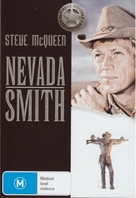 Nevada Smith - Australian DVD cover (xs thumbnail)