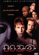 Halloween H20: 20 Years Later - Czech DVD movie cover (xs thumbnail)