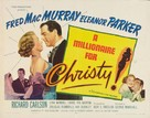 A Millionaire for Christy - Movie Poster (xs thumbnail)