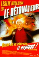 Wrongfully Accused - French Movie Poster (xs thumbnail)
