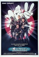 Ghostbusters II - Italian Theatrical poster (xs thumbnail)