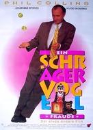 Frauds - German Movie Poster (xs thumbnail)