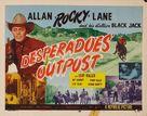 Desperadoes' Outpost - Movie Poster (xs thumbnail)
