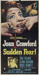 Sudden Fear - Movie Poster (xs thumbnail)
