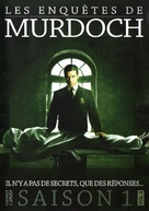 """Murdoch Mysteries"" - French DVD movie cover (xs thumbnail)"