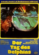 The Day of the Dolphin - German Movie Poster (xs thumbnail)
