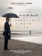 Sometimes Always Never - British Movie Poster (xs thumbnail)