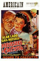 Calcutta - Belgian Movie Poster (xs thumbnail)