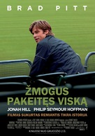 Moneyball - Lithuanian Movie Poster (xs thumbnail)