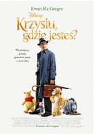 Christopher Robin - Polish Movie Poster (xs thumbnail)