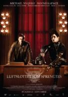 Luftslottet som sprängdes - Norwegian Movie Poster (xs thumbnail)