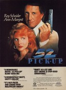 52 Pick-Up - Movie Poster (xs thumbnail)