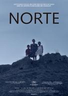 Norte, hangganan ng kasaysayan - German Movie Poster (xs thumbnail)