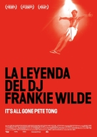 It's All Gone Pete Tong - Spanish Movie Poster (xs thumbnail)