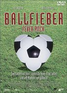 Fever Pitch - German DVD cover (xs thumbnail)