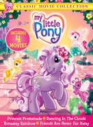 My Little Pony: The Runaway Rainbow - DVD cover (xs thumbnail)
