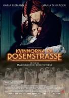 Rosenstrasse - Swedish poster (xs thumbnail)