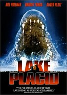 Lake Placid - DVD cover (xs thumbnail)