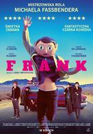 Frank - Polish Movie Poster (xs thumbnail)