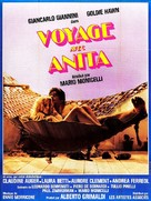 Viaggio con Anita - French Movie Poster (xs thumbnail)