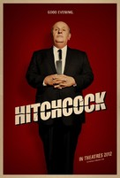 Hitchcock - Teaser movie poster (xs thumbnail)
