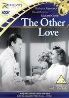 The Other Love - British DVD movie cover (xs thumbnail)