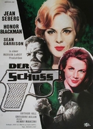 Moment to Moment - German Movie Poster (xs thumbnail)