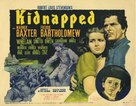 Kidnapped - Movie Poster (xs thumbnail)
