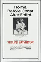Fellini - Satyricon - Movie Poster (xs thumbnail)