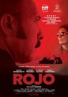 Rojo - Argentinian Movie Poster (xs thumbnail)