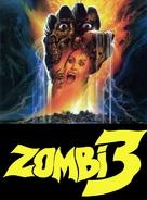 Zombi 3 - Italian Movie Poster (xs thumbnail)