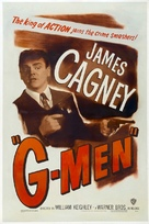 'G' Men - Movie Poster (xs thumbnail)
