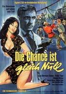 Agente Z 55 missione disperata - German Movie Poster (xs thumbnail)