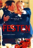 Festen - French Movie Poster (xs thumbnail)