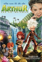 Arthur et les Minimoys - DVD cover (xs thumbnail)