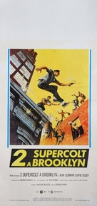 The Super Cops - Italian Movie Poster (xs thumbnail)