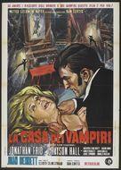 House of Dark Shadows - Italian Movie Poster (xs thumbnail)