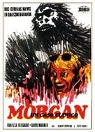 Morgan: A Suitable Case for Treatment - Spanish Movie Poster (xs thumbnail)