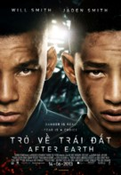After Earth - Vietnamese Movie Poster (xs thumbnail)