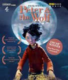 Peter & the Wolf - German Blu-Ray cover (xs thumbnail)