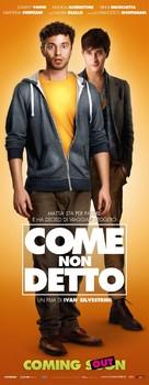 Come non detto - Italian Movie Poster (xs thumbnail)
