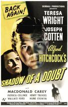 Shadow of a Doubt - Re-release movie poster (xs thumbnail)