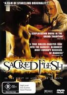 Sacred Flesh - Australian DVD cover (xs thumbnail)