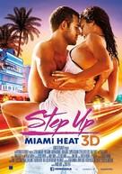 Step Up Revolution - German Movie Poster (xs thumbnail)