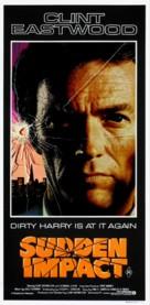 Sudden Impact - Australian Movie Poster (xs thumbnail)